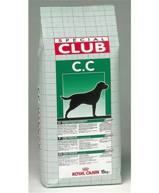 club special performance adult cc royal canin 15kg