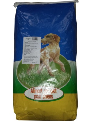 Croquettes chien adult