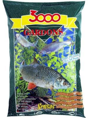 3000 gardons