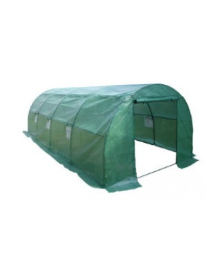 Serre tunnel luxe 6x3m