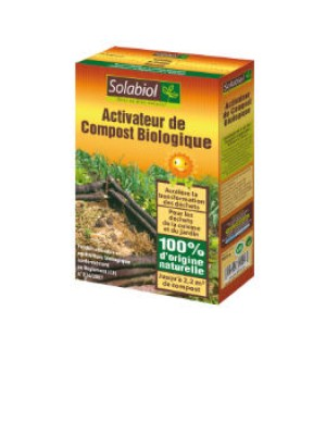 Activateur de compost 900GR SOLABIOL