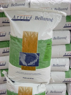 ALIMENT LAPIN 25KG S3835