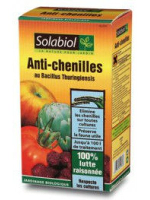 ANTI-CHENILLES 50GR SOLABIOL