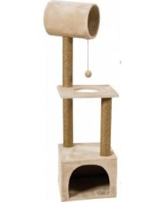 Arbre à chat trio beige