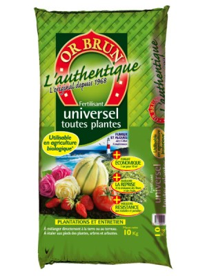 AUTHENTIQUE FERTILISANT 10KG S4190