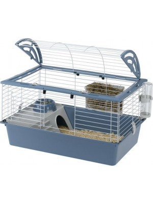 d coration cage hamster rodylounge trio 11 cage the elephant tour cage lapin bois cage. Black Bedroom Furniture Sets. Home Design Ideas