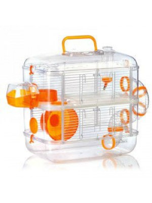 CAGE RODYLOUNGE DUO ORANGE S0148752