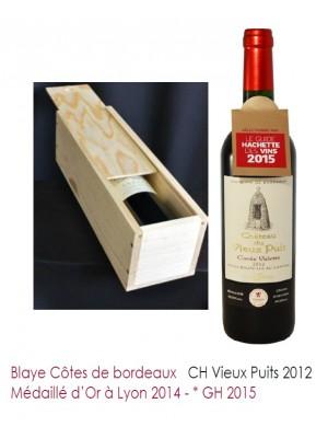 Blaye côtes de Bordeaux 2012