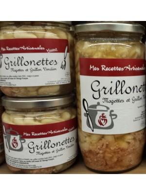Grillonnettes