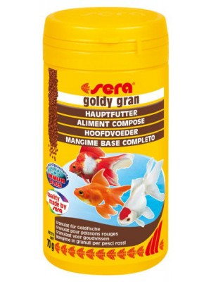 SERA GOLDY GRAN 250ML 70G S0148469