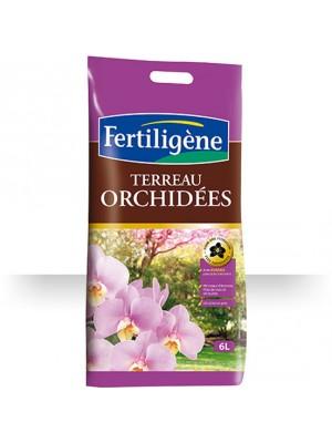 TERREAU ORCHIDEES 6L S0160612
