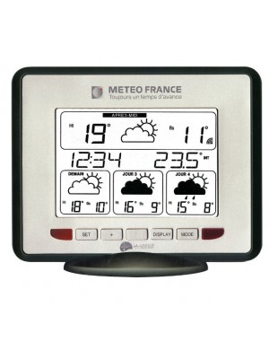 STATION METEO France J+3 NIVEAUX VIGILANCES WD9535F-IT