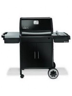 BARBECUE SPIRIT ORIGINAL E-210 BLACK WEBER
