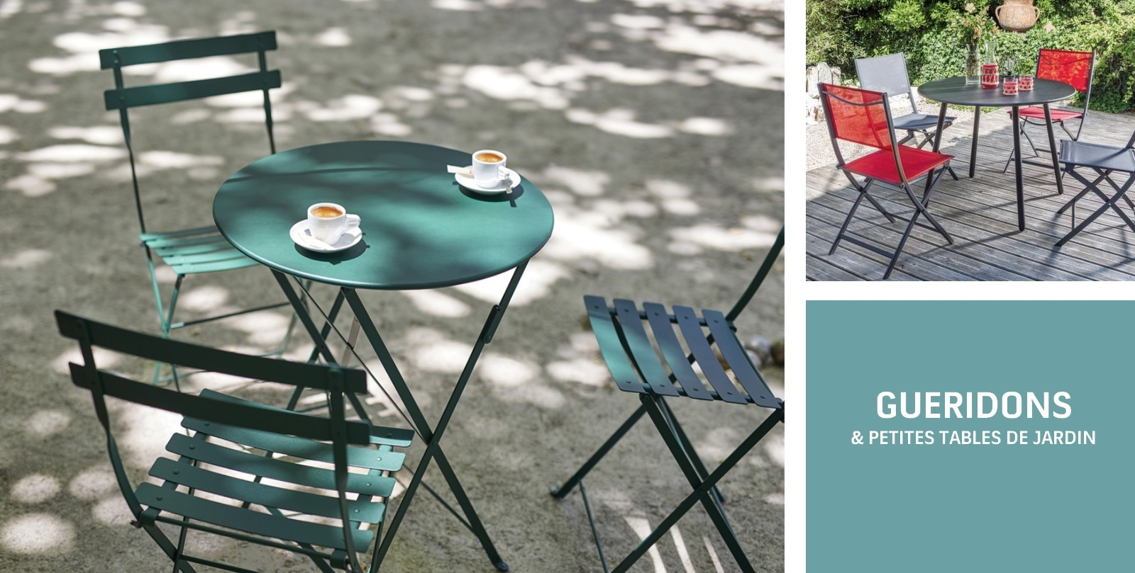 Guéridons & petites tables