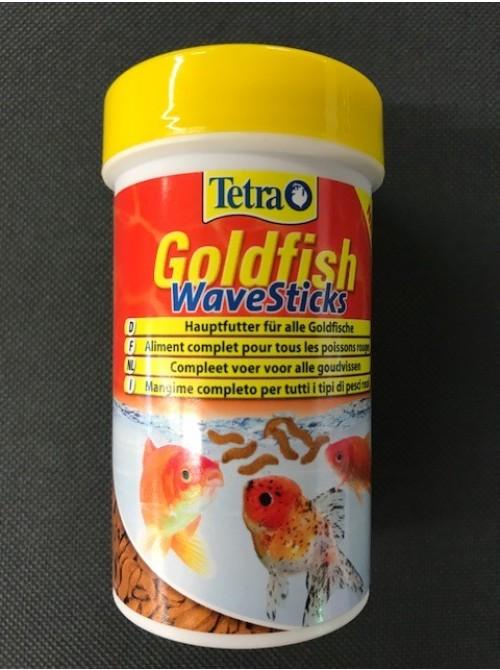 Tétra goldfish