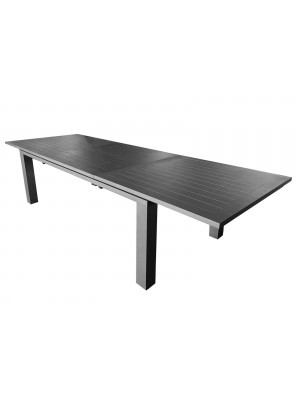 Table NINA GREY 220/320 cm