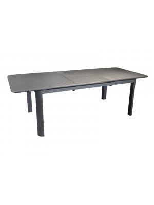 LEO TABLE 130/180 GRAPHITE