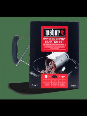 Kit cheminée d'allumage Rapidfire WEBER