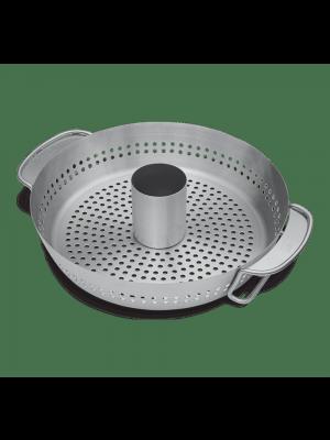Support de cuisson pour poulet Pour grilles de cuisson Gourmet BBQ System WEBER