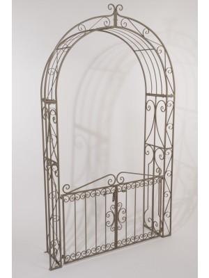 Arche et barrière