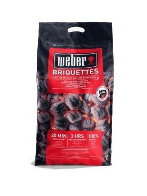 Briquettes WEBER 8 kg