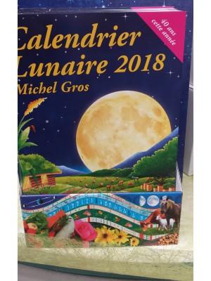 Calendrier lunaire 2018