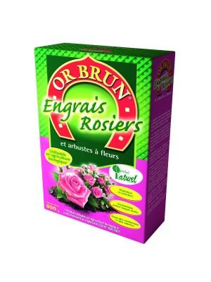 Engrais rosiers Or Brun