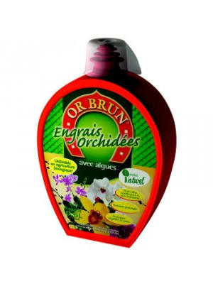 ENGRAIS ORCHIDEES 600ML S0122574
