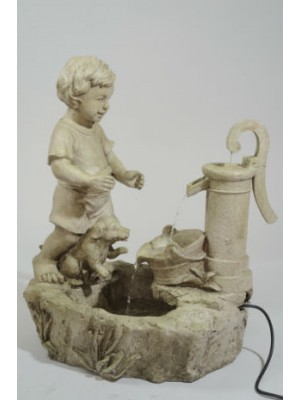 Fontaine à l'enfant