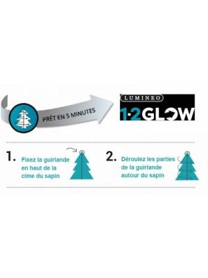 Guirlande 1-2 glow 1.5 m