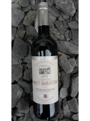 Côtes de Bourg Haut Barateau