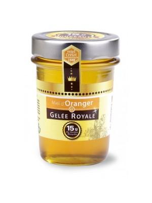Miel oranger et gelée royale