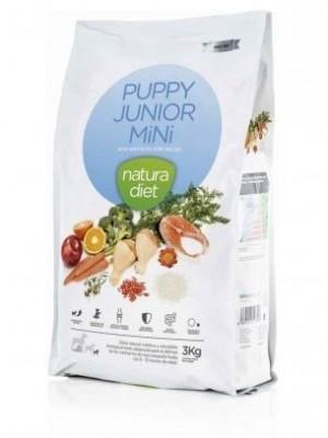 Puppy junior Natura diet