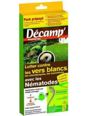 NEMATODES CONTRE LES VERS BLANCS DECAMP
