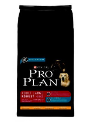 ADULT LARGE ROBUST CHICKEN AND RICE PROPLAN 14KG