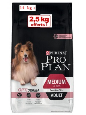 Proplan medium adult sensitive