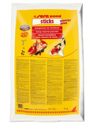 SERA POND STICKS ENERGY PLUS 40L