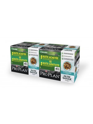STERILISED POISSON DE L'OCEAN PROPLAN x10