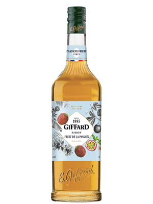 SIROP FRUIT DE LA PASSION 1L GIFFARD