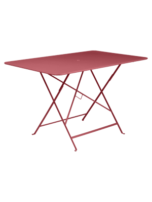 BISTRO TABLE PLIANTE 117X77  PIMENT