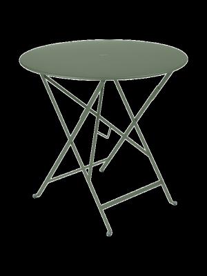 BISTRO TABLE PLIANTE D77  CACTUS