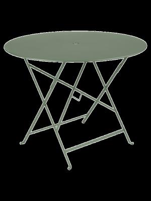 BISTRO TABLE PLIANTE D96  CACTUS