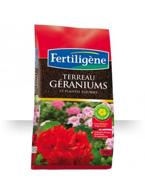 TERREAU GERANIUMS 70L S14915