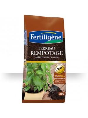 TERREAU REMPOTAGE PLANTES VERTE S14920
