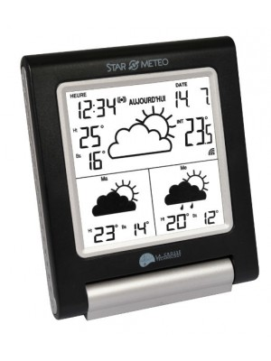 STATION STAR METEO PREVISION J+2 WD1201IT