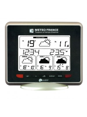 STATION METEO France J+3 NIVEAUX DE VIGILANCES WD9530F-IT